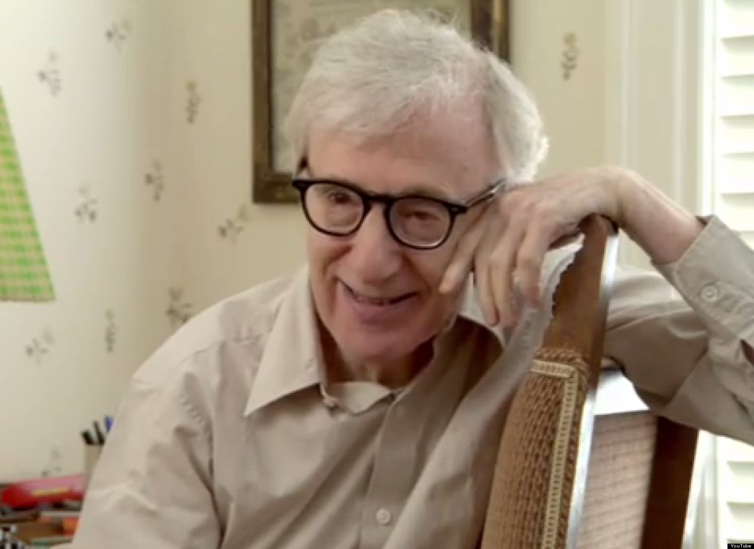 Woody Allen Answers 12...