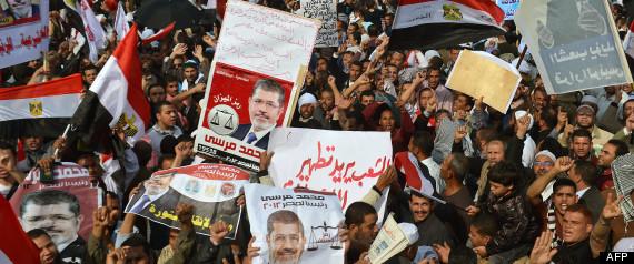 EGYPTE MANIFESTATION