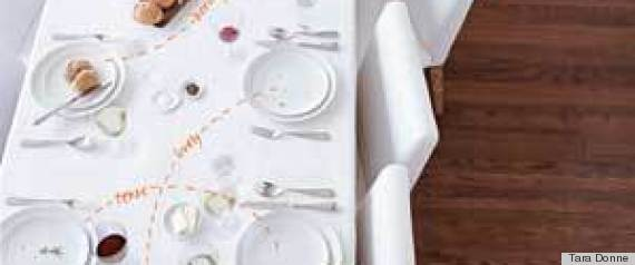 DINNER PARTY SEATING STRATEGIES