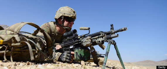 AFGHANISTAN US BASE ATTACKED