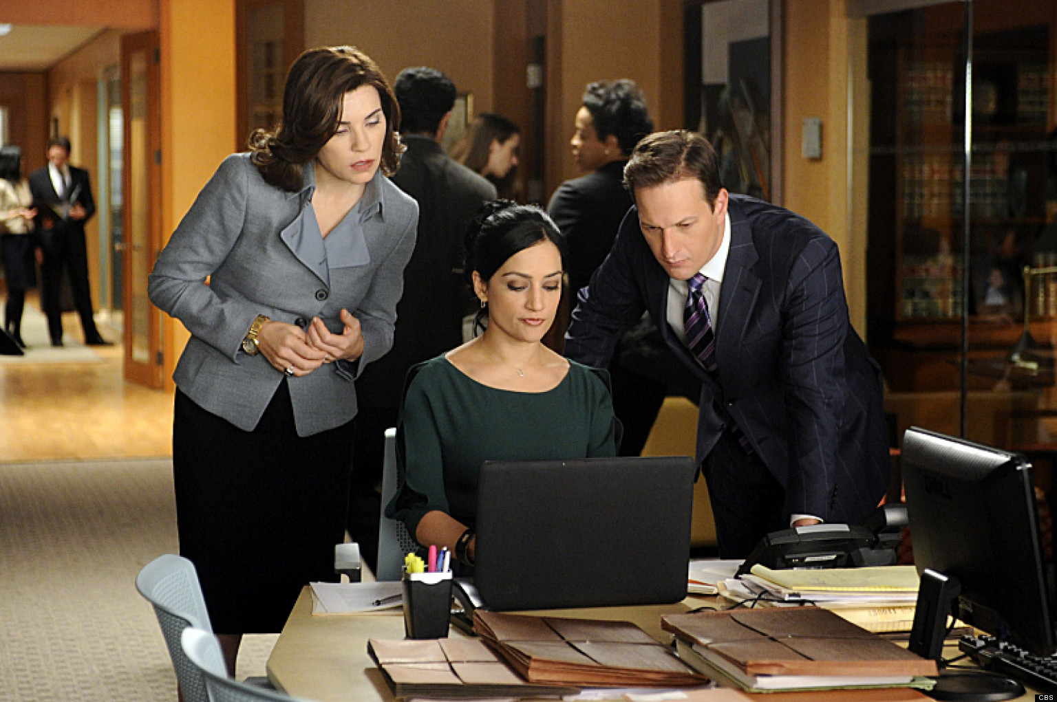'The Good Wife' Recap: Scandal in 'Loser Edit' | HuffPost