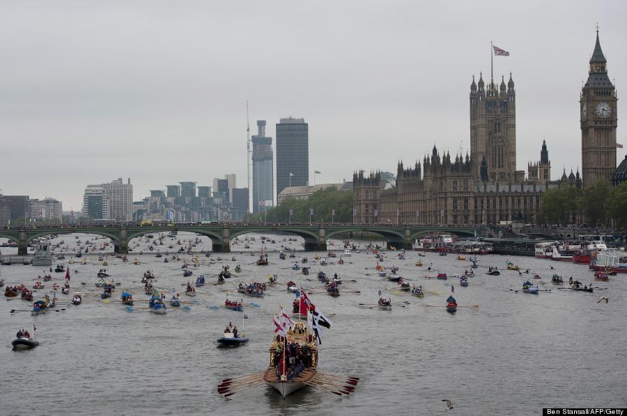 queens barge