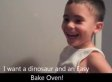 Easy-Bake Oven Petitioned To Include Boys On Boxes (VIDEO)