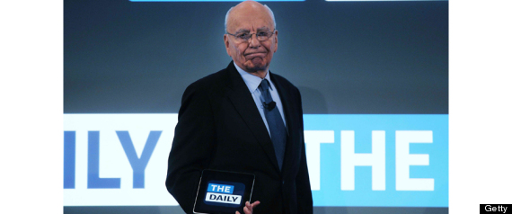 THE DAILY CLOSES NEWS CORP