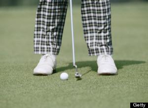 amigo golfista