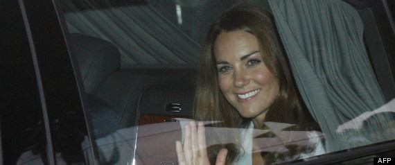 GROSSESSE KATE MIDDLETON