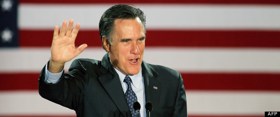 Mitt Romney Marriott