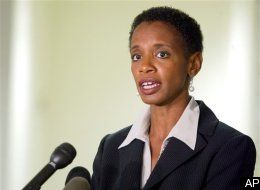 Donna Edwards Netroots Roar