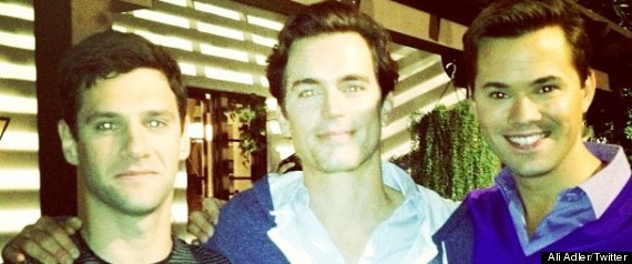 Matt Bomer The New Normal