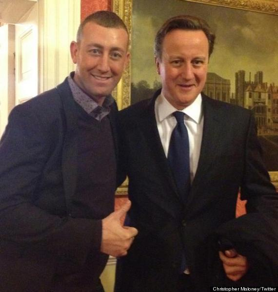 christopher maloney david cameron