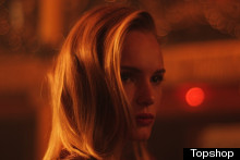 Sequin-Clad Kate Bosworth Stars In Topshop Christmas Movie