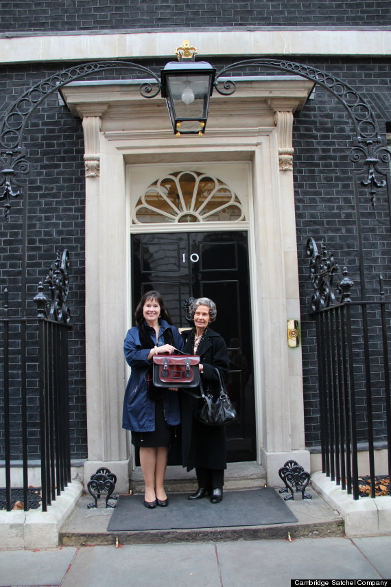 julie at number 10