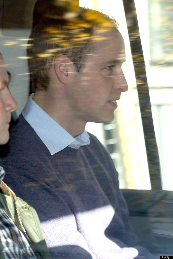 prince william visiting pregnant kate