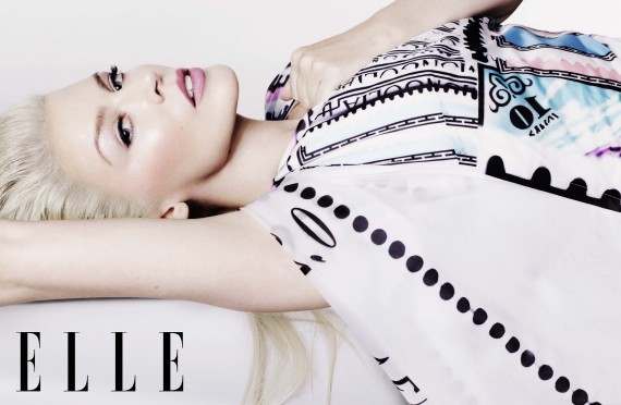 elle uk kylie