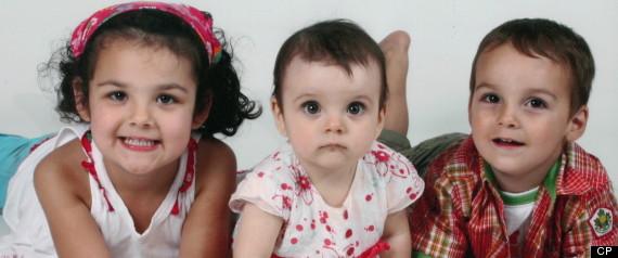 QUEBEC CHILDREN DEATHS