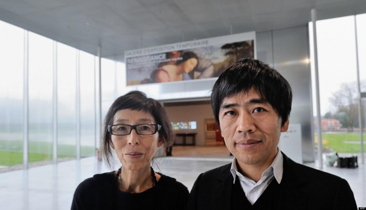 l 39 architecte kazuyo sejima m re du louvre lens florent dabadie. Black Bedroom Furniture Sets. Home Design Ideas