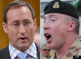 Canadian Army Cuts Mackay
