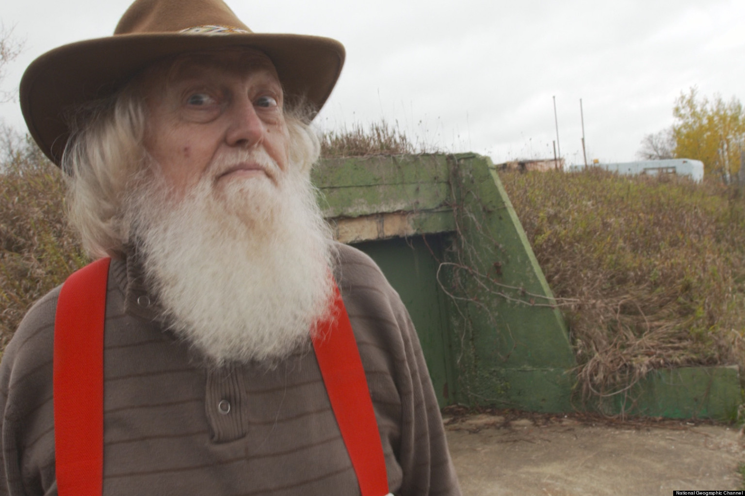 Doomsday Preppers Bruce Beach On Prepping For