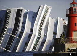 Les catastrophes qui ont marqué l'année 2012