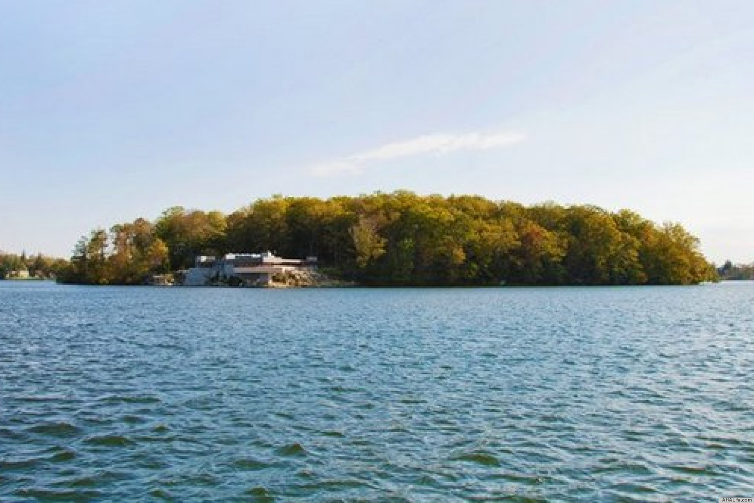Heart shaped island for sale buy this controversial frank Petra island mahopac ny