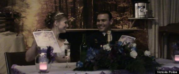 STOLEN WEDDING PHOTO