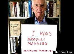 Bradley Manning Daniel Ellsberg