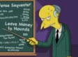 Mr. Burns Explains The Fiscal Cliff In 'Simpsons' PSA (VIDEO)