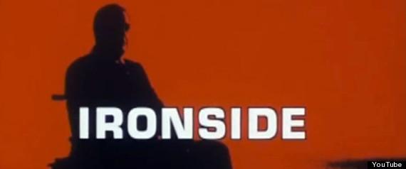 IRONSIDE NBC REMAKE