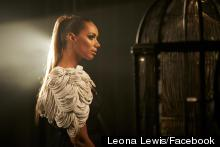 Has Leona Lewis Taken The 'Lovebird' Reference Too Far? Sits In A Cage In New Video