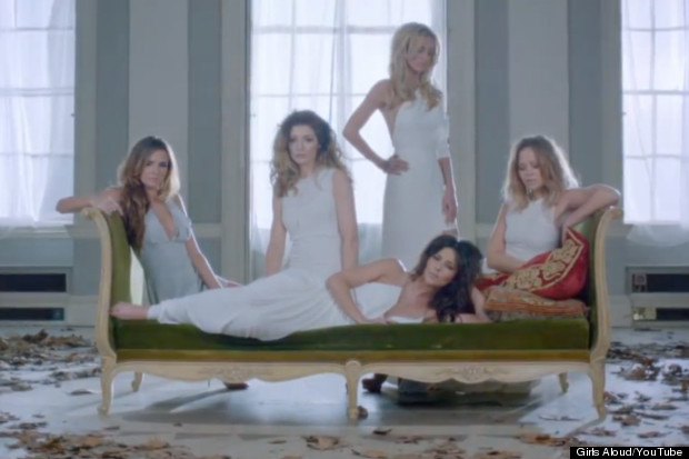 screen shot girls aloud