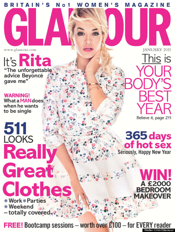 glamour jan13 cover