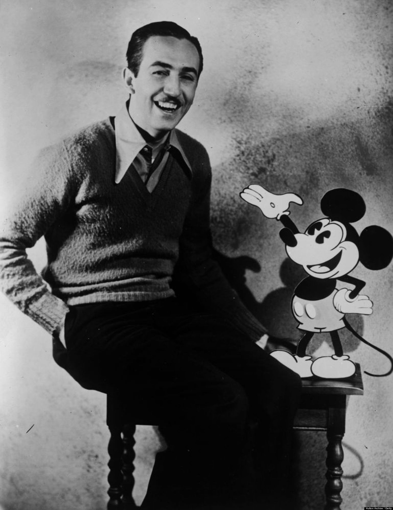 A biography of walter elias disney a creator of mickey mouse