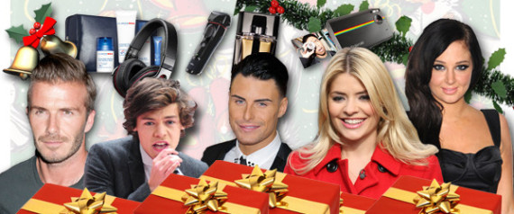 Christmas Celeb Gifts Preview