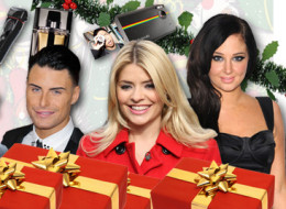 Celeb Xmas Gift Guide 2012 For All The Family