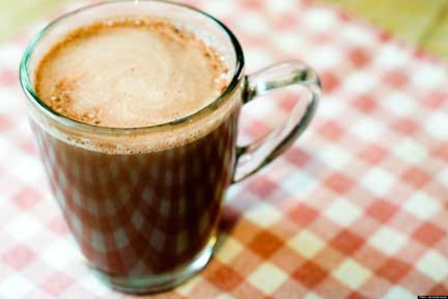 chocolat chaud maison   la vraie recette