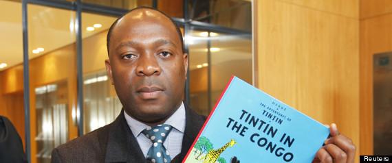 TINTIN AU CONGO RACISTE