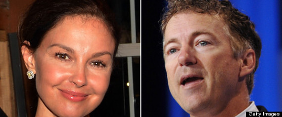 RAND PAUL ASHLEY JUDD