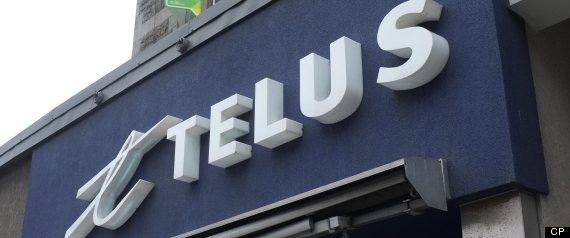 TELUS BANDWIDTH CAPS REDUCED