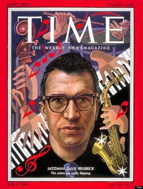 dave brubeck time