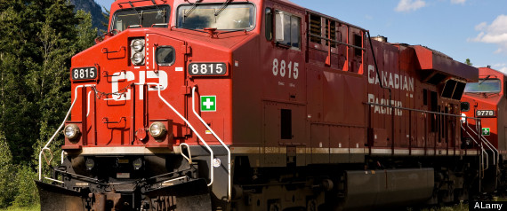 Cp Rail Job Cuts