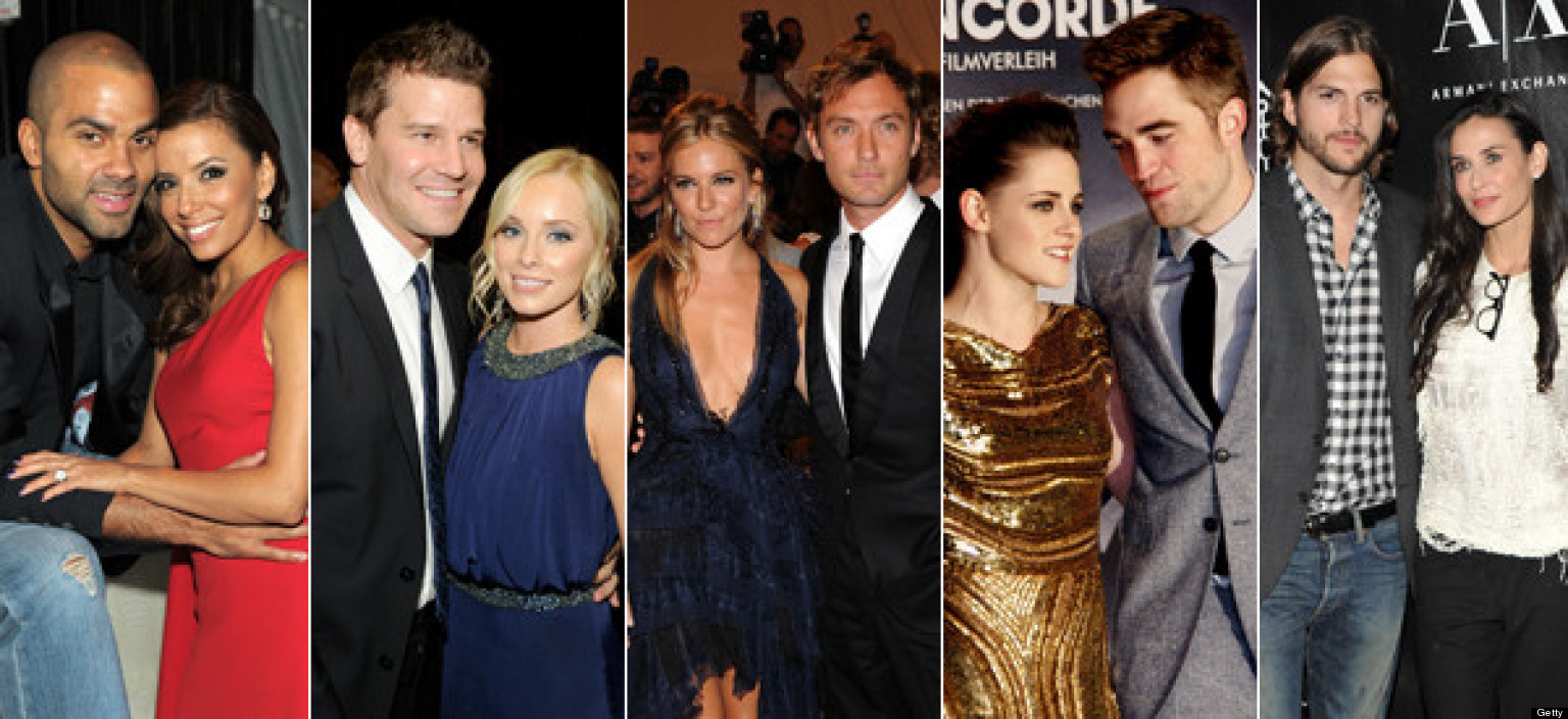 21 celebrity cheating scandals - INSIDER