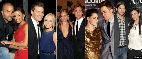 CELEBRITY CHEATING SCANDALS
