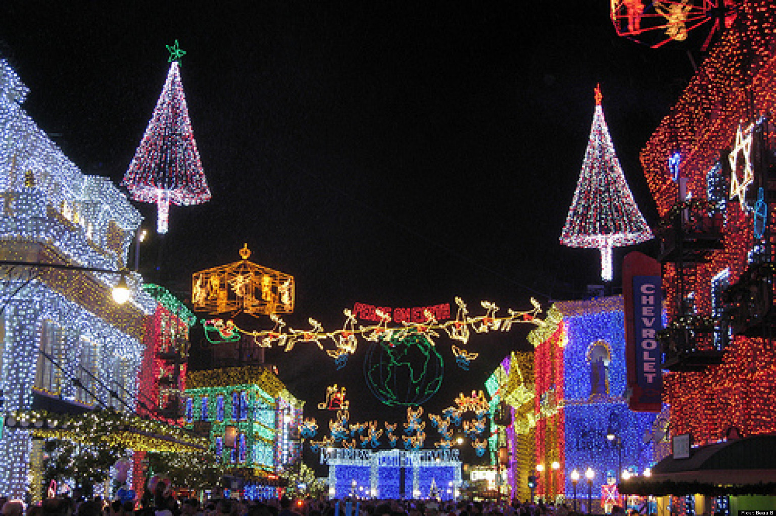O BEST LA NEIGHBORHOODS HOLIDAY