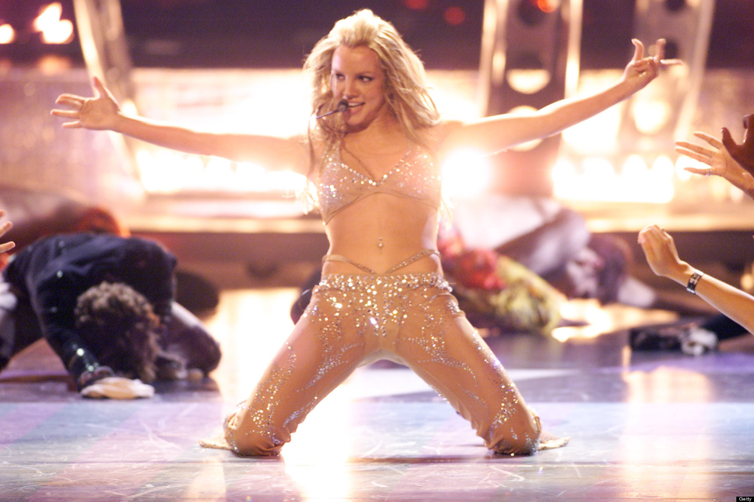 Most-Searched Celebrities Of The Past 12 Years: Britney ...