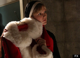 'AHS: Asylum' Recap: Yes, Sister Jude, There Is A Santa Claus