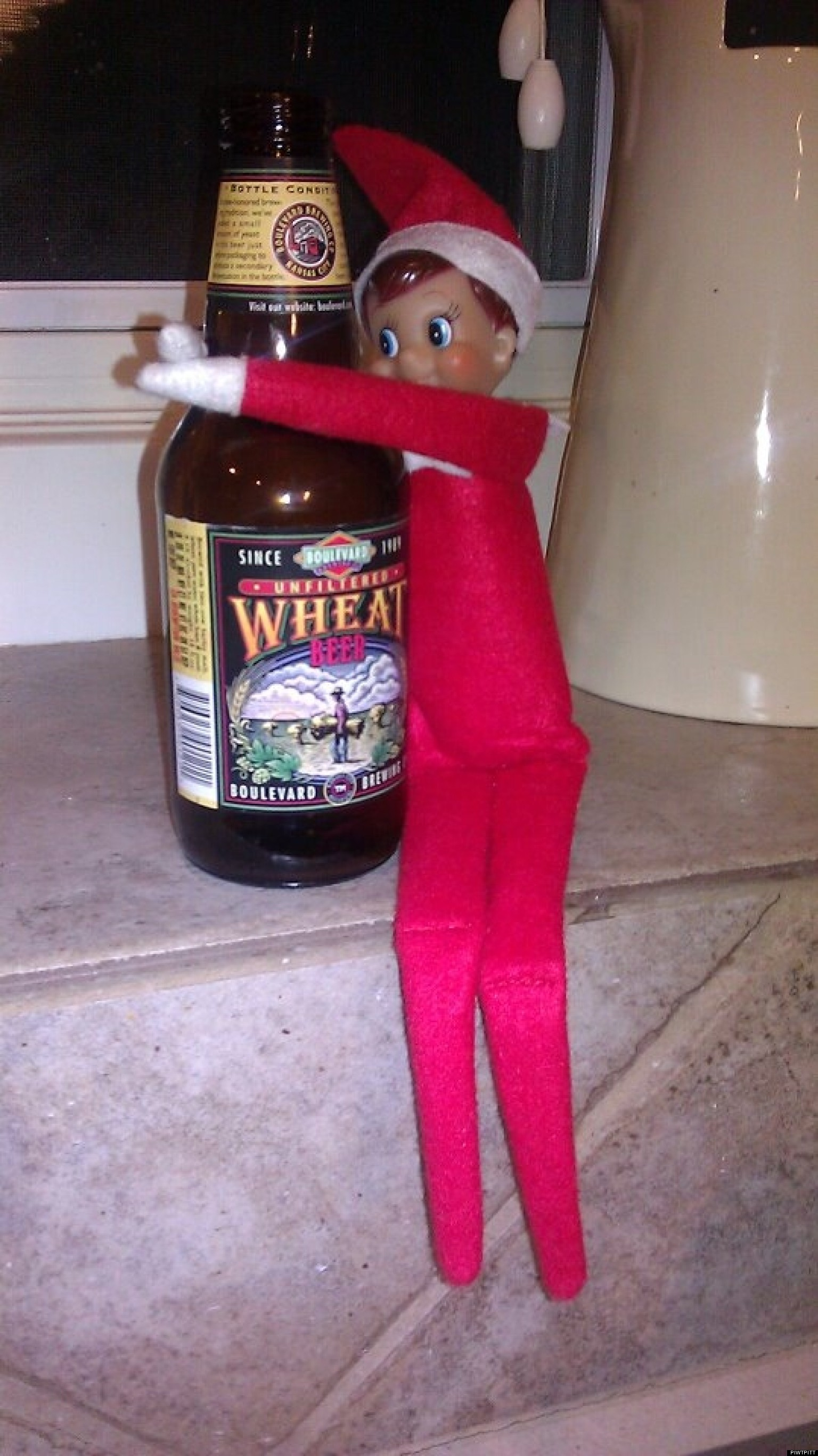 Overachieving Elf On The Shelf Mommies From People I Want