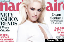 Gwen Stefani Talks Push & Shove, Family, Fashion & Fame For Marie Claire