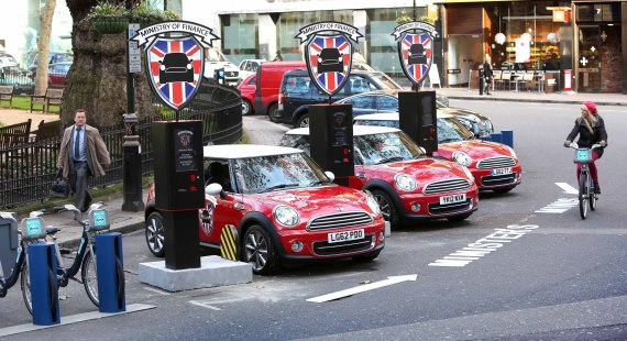 mini car hire 26p