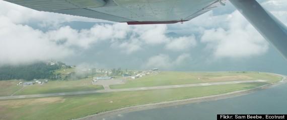 SANDSPIT HAIDA GWAII