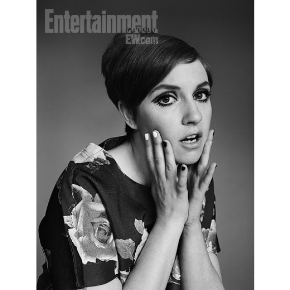 girls lena dunham entertainment weekly